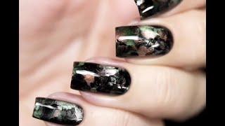 Сборник лучших дизайнов маникюра (видео урок ) Collection of the best design manicure