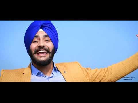 Sikh pre-wedding shoot Harinderpal Singh Butter weds Rupinder by Khakh Studio