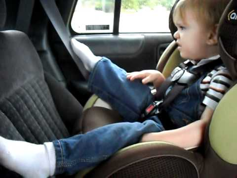 Extended Rear Facing--Nicholas - YouTube