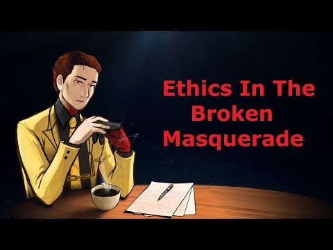 SCP Tale: The Ethics Committee's Guide to Human Anomalies