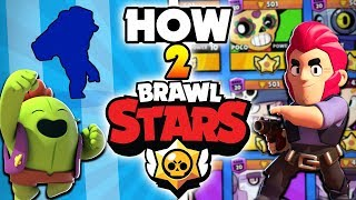 HOW TO PLAY BRAWL STARS! ULTIMATE BEGINNERS GUIDE u0026 BEST TIPS