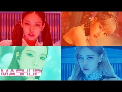 BLACKPINK - MEGA MASHUP 2019 By MWN