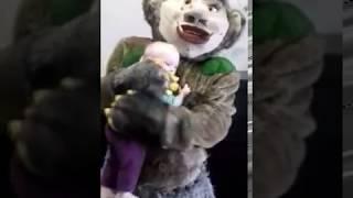 The troll grabbed the baby,  Troll grep babyen Lullaby