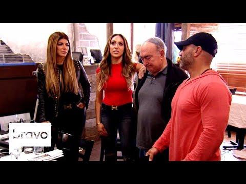 RHONJ: Joe Gorga Wants to Make His Mom and Dad Proud (Season 8, Episode 4) | Bravo
