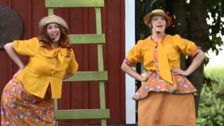 Rampin kesäteatterissa: Heinähattu, Vilttitossu ja Littoisten riiviö (Teaser 2)