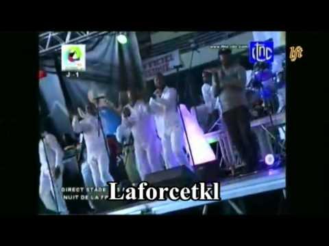 CONGO : ZAIKO LANGA LANGA : VIMBA : NUIT DE LA FRANCOPHONIE LIVE A KINSHASA