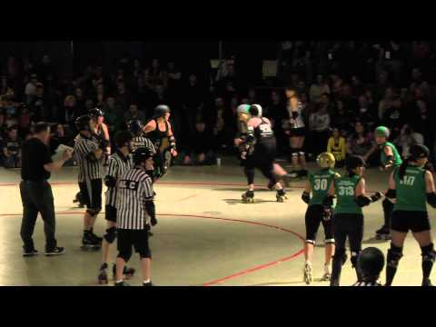 Des Moines Derby Dames vs Chicago Outfit Shade Brigade Highlights