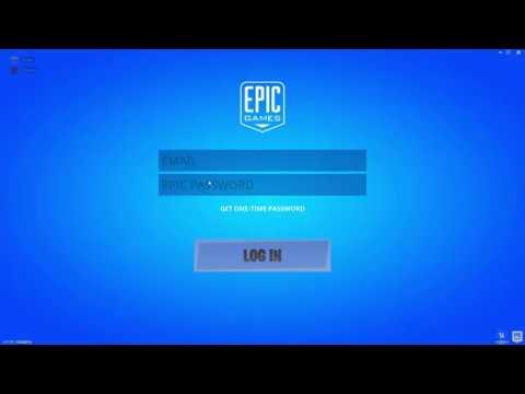 How To Fix Fortnite Log In Error 2020! (PC)