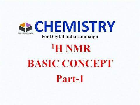 NMR Spectroscopy PART 1, H NMR, CSIR NET ,GATE,For Digital India campaign