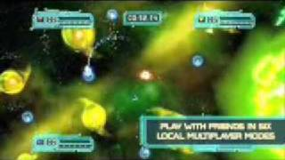 Evasive Space 2009 NEW game Trailer!