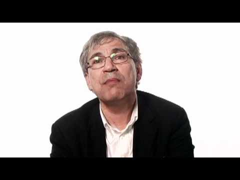 Orhan Pamuk: What Keeps You Up at Night