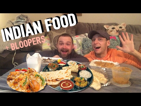 Indian Food - Eat With Us! 🍽🕌