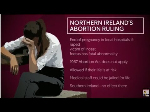 Northern Ireland's abortion laws breach women's human rights