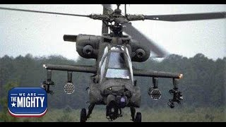 The Apache is about to get more lethal in air-to-air combat