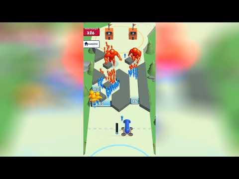Mob Control game |