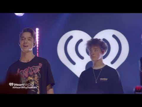 Why Dont We TALK iheartradio