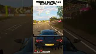 Mobile Game Ads these days... Why?! #shorts