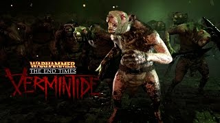 Warhammer: The End Times: Vermintide - Official Game Overview