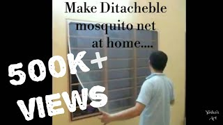 Protect your Kids from Dengue and Maleria _mosquito Net_ Yoshos Art