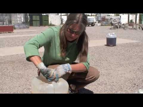 DIY Biodiesel - 5 minute microbatches