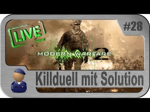 MW 2: FEIH #28: Das Killduell - Solution vs Krieger