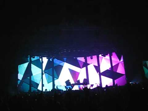 Tiesto - Kaleidoscope World Tour @ Kiev 27.06.2010