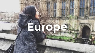 Europe Travel Diary – Travel and Fashion Style Blog The Love Assembly