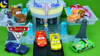 Disney Cars 3 Toys! Flo
