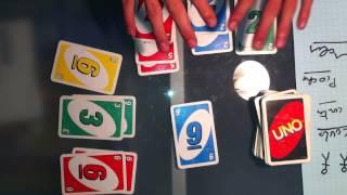 Jouer au Uno - Apprendre un jeu de cartes