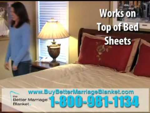 The better marriage blanket hoax