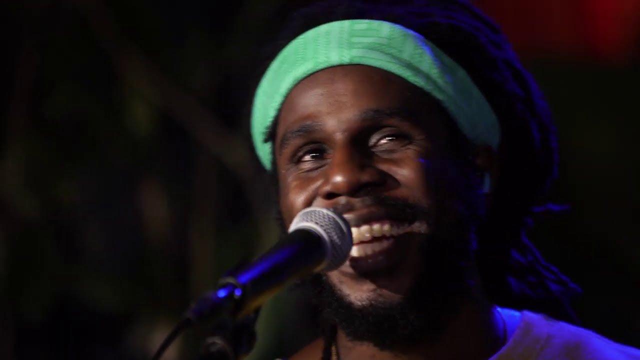 Download Chronixx Virtual Performance - One Yard Caribbean