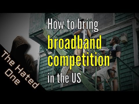 To Fix Net Neutrality We Need Competition Of Broadband Providers | Local Loop Unbundling Explained