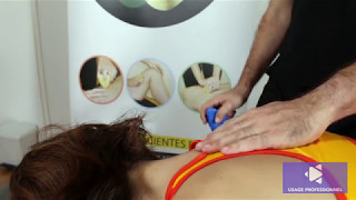 3tool compression point gchette du muscle sous occipital