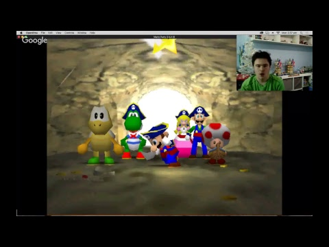 Charity GAMING LIVESTREAM! Let's Play Super Mario Party 2 #1 | Raising Money for Autism Guernsey!