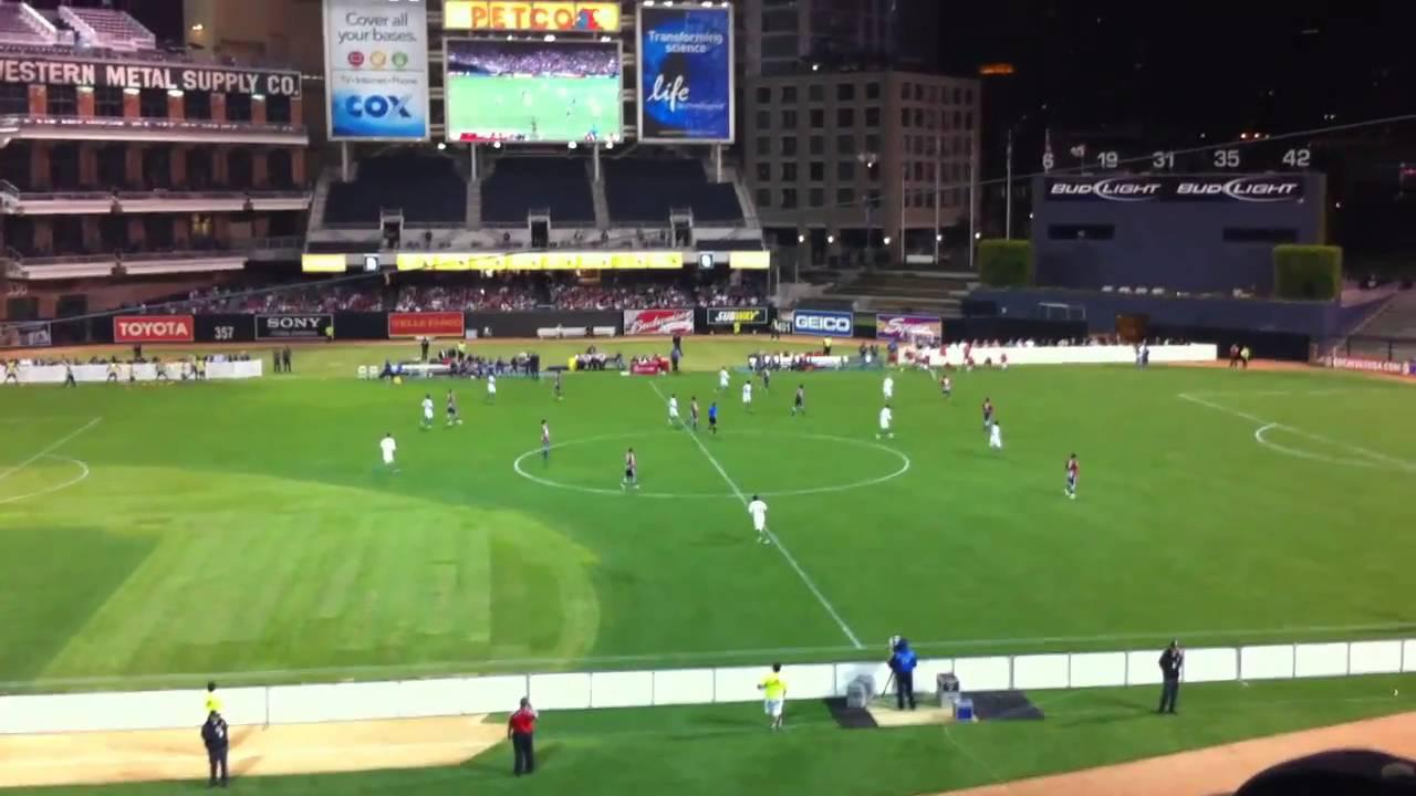 35ab6fe51 Chivas vs. Chivas USA  Petco Park - YouTube