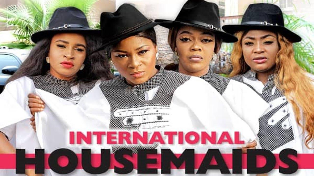 INTERNATIONAL HOUSEMAID SEASON 7 {NEW HIT MOVIE} -EVE ESIN|DESTINY ETIKO|2020 LATEST NOLLYWOOD MOVIE