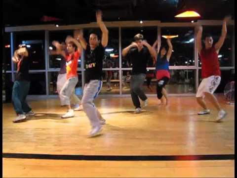 Kaci Battaglia  Body Shots dance choreograph  PTUN