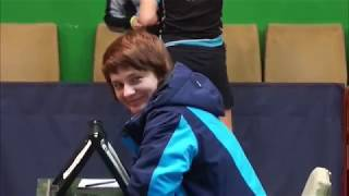 Львов 14-18.02.2019 Table Tennis Major League Women 3 тур