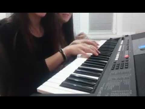 Цветелина Янева & Галин- Да те бях зарязвала (пиано cover)