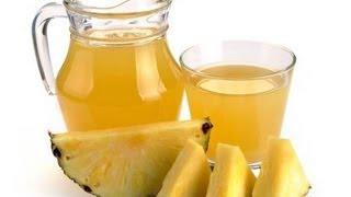 Pineapple Juice For Diabetes - Healthy Food - Diabetic Food - How To