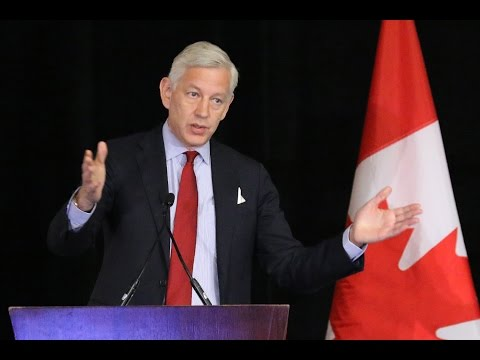 Dominic Barton: Small country, big impact