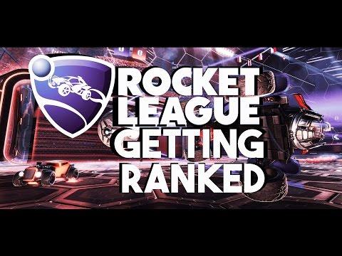 Rocket Leauge - Ranking (Streamed)
