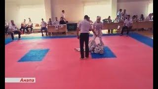 Алена Багрий стала серебряным призером Всероссийских юношеских игр боевых искусств