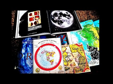 The Mandela Effect and the Pineal Gland | Flat Earth - Arctic Land and Military Maps