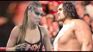 Download The Great Khali vs Ronda Rousey Mp3 and Videos