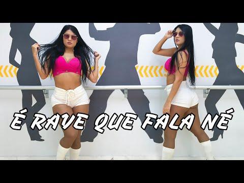É RAVE QUE FALA - Kevinho e MC Hollywood by Nina Maya