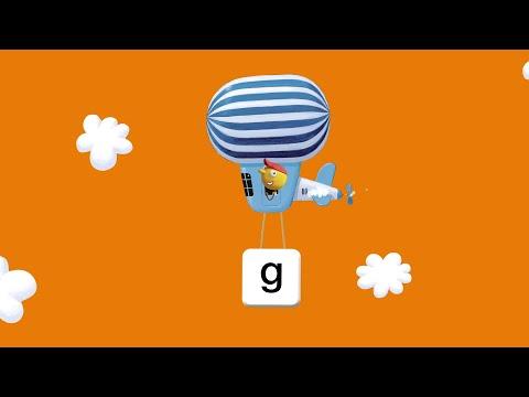 Veilig leren lezen - Letter G (NL)