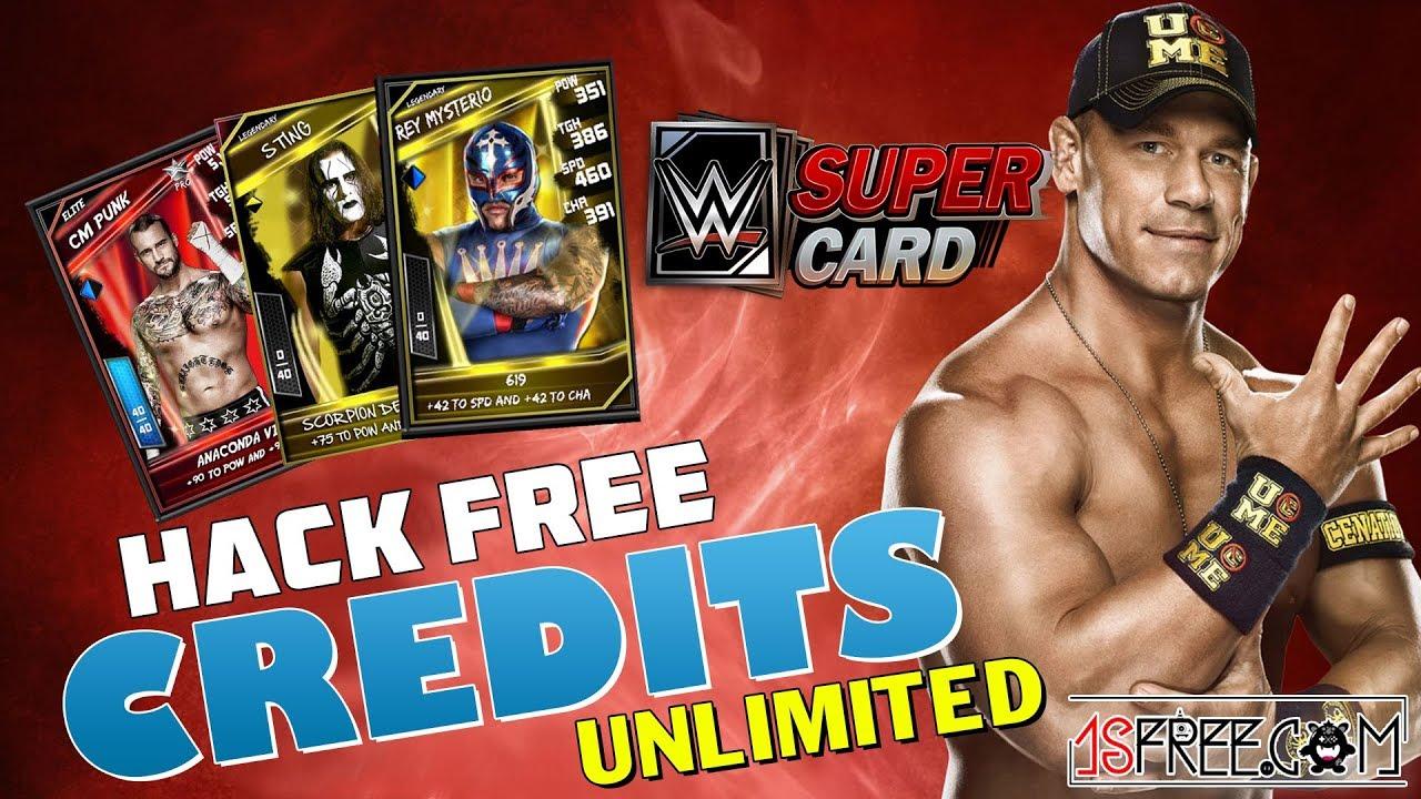 WWE SuperCard Online Generator | 100% Working Online Hack Tool