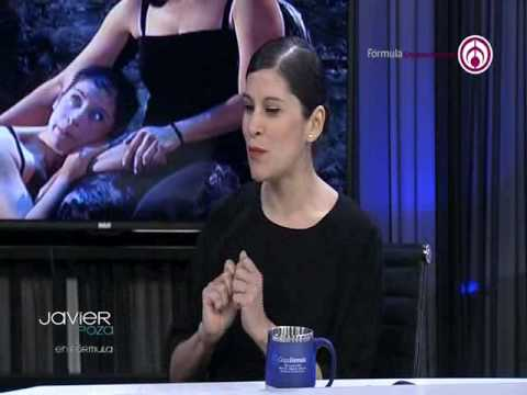 Javier Poza entrevista a Ximena Ayala
