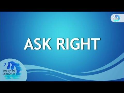 Download Ed Lapiz - ASK RIGHT